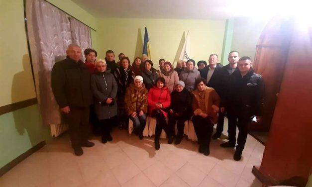 """У Кам'янка-Бузькій """"Батьківщині"""" відбулася звітно-виборна конференція"""