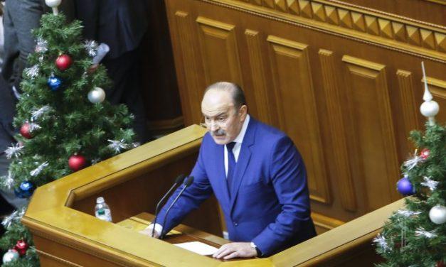 Михайло Цимбалюк: Вітренко не має підтримки Парламенту