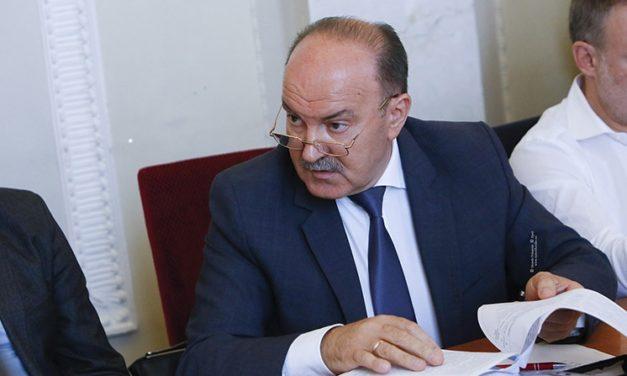 Михайло Цимбалюк: Село без пошти, пенсія – на картку?