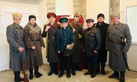 Молоді «батьківщинівці» Яворівщини організували театралізоване дійство в пам'ять про героїв Крут