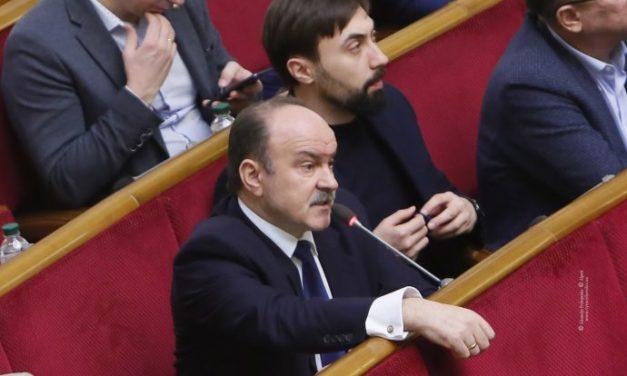 Михайло Цимбалюк: Тема вакцинації українців об'єднує