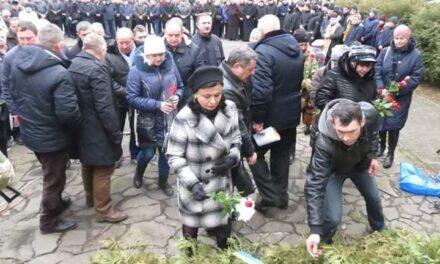 У Дрогобичі «Батьківщина» вшанувала воїнів російсько-афганської війни