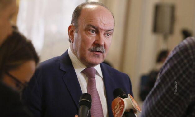 Михайло Цимбалюк: Військові пенсіонери не мають бути вигнанцями у суспільстві
