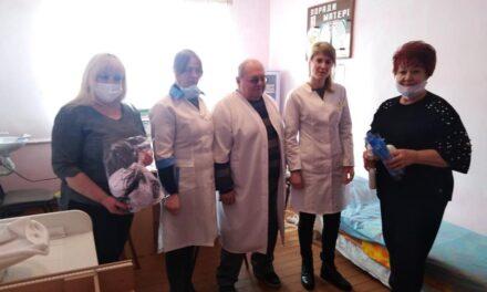 На Стрийщині партійці підтримують сільську амбулаторію