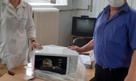 «Батьківщина» Стрия привітала місцевих медиків із професійним святом
