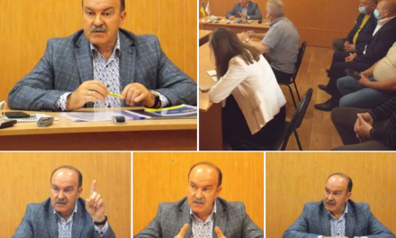 Михайло Цимбалюк під час робочого візиту до Дрогобицького району поспілкувався з журналістами регіону