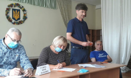 У Буську обрали нового керівника «Батьківщини»