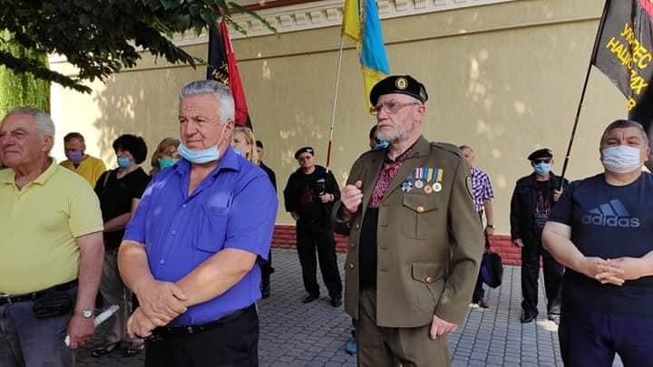 «Батьківщина» Стрия відзначила проголошення Акту відновлення Української Держави