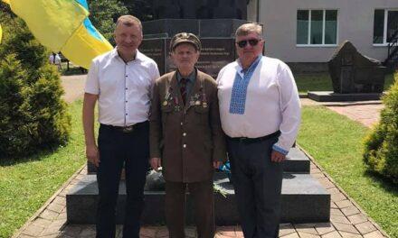 На Самбірщині відзначили річницю Головної визвольної ради