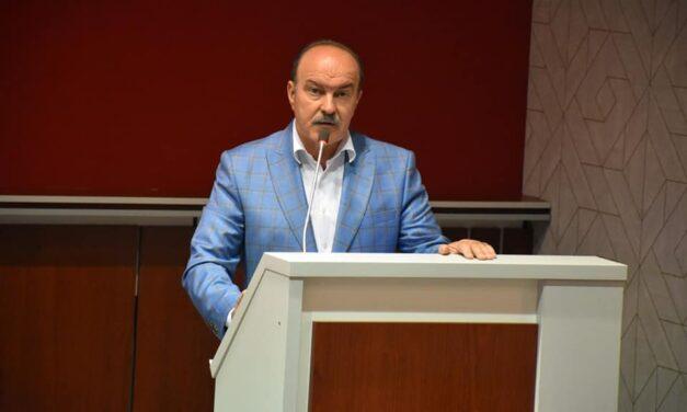 Михайло Цимбалюк: Для введення в дію сенсорної кнопки раніше не було політичної волі