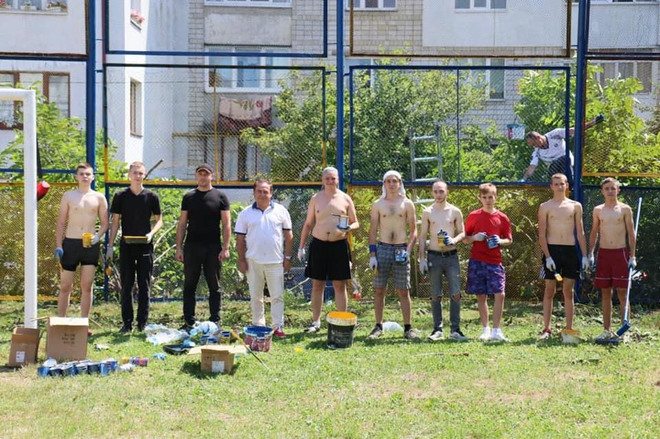 Трускавецька «Батьківщина молода» готується до Дня Незалежності України