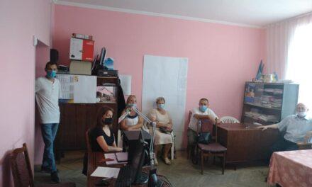 Партійці Золочівщини обговорили практичні аспекти використання соціальних мереж