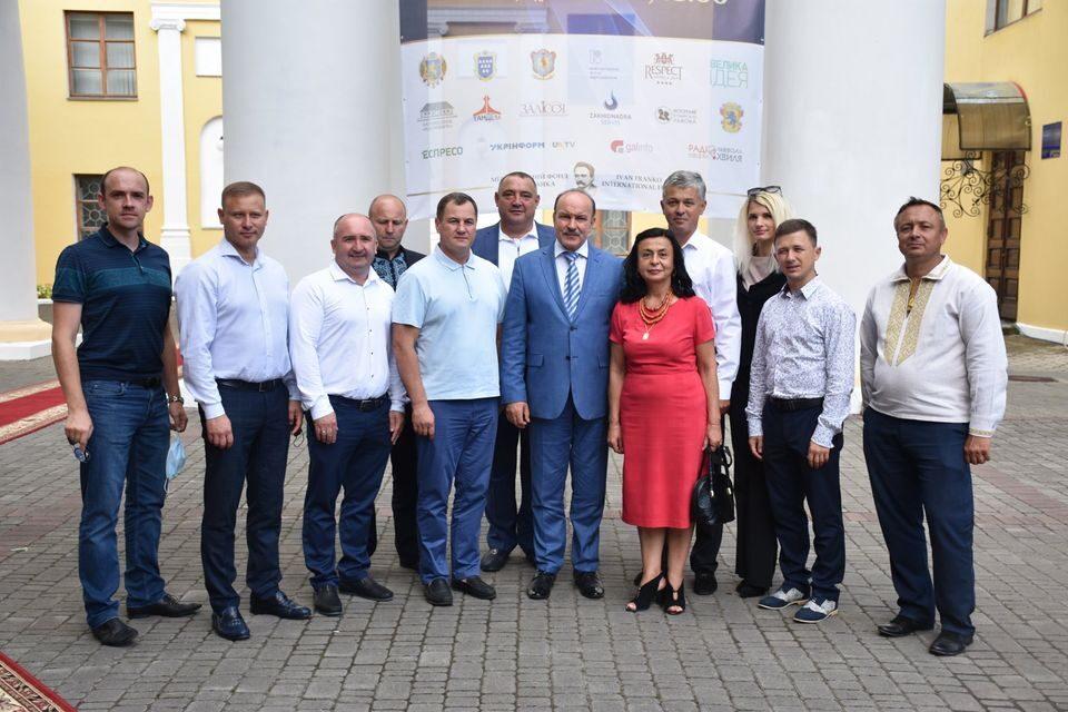 Михайло Цимбалюк представив команду «Батьківщини» у Дрогобичі