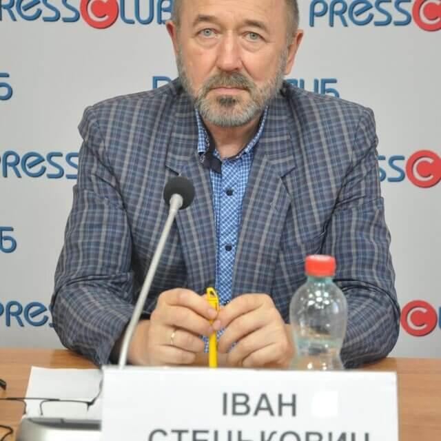 Іван Стецькович взяв участь у сесії Новояворівської міської ради