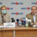 Олена Кондратюк: Влада невідомо куди витрачає антикоронавірусні кошти