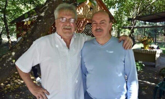 Михайло Цимбалюк про легендарного кіноактора Івана Гаврилюка