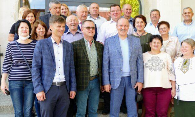 Михайло Цимбалюк представив кандидатів від «Батьківщини» у Золочівському районі