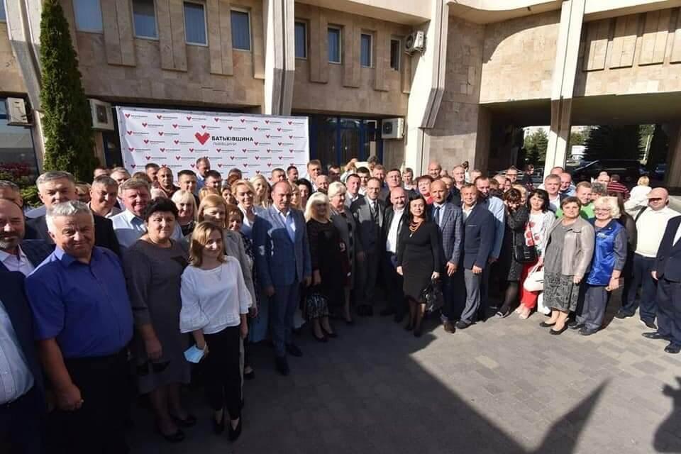 Михайло Цимбалюк: «Батьківщина» Львівщини йде перемагати