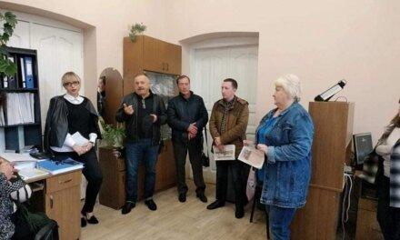 Команда «Батьківщини» Львівщини побувала на Турківщині