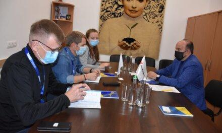 Михайло Цимбалюк зустрівся з представниками ОБСЄ