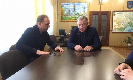 Сергій Власенко відвідав Червоноградський район