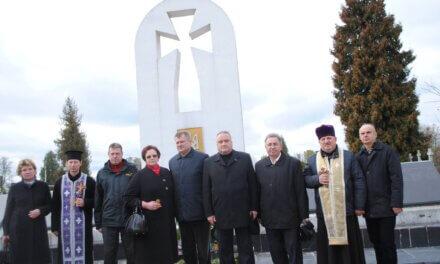 У Сокалі «батьківщинівці» відзначили річницю створення ЗУНР