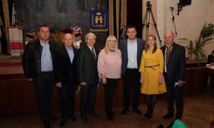 Пройшли перші сесії у новостворених громадах Стрийського району