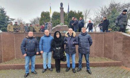 Трускавецька «Батьківщина» вшанувала пам'ять Андрія Мельника