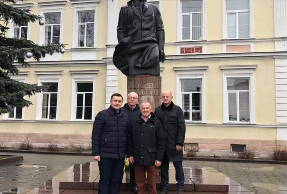 На Львівщині «Батьківщина» вшанувала Степана Бандеру