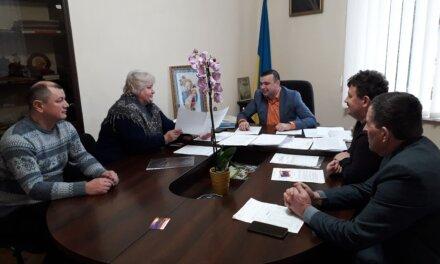 Мирослава Павлик взяла участь у нараді з керівництвом місцевої громади