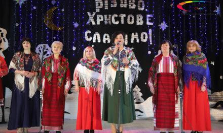 На Сокальщині за участі «батьківщинівців» відбувся фестиваль колядок
