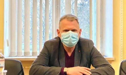 Депутат від «Батьківщини» Леонід Цибуля – директор Радехівської лікарні