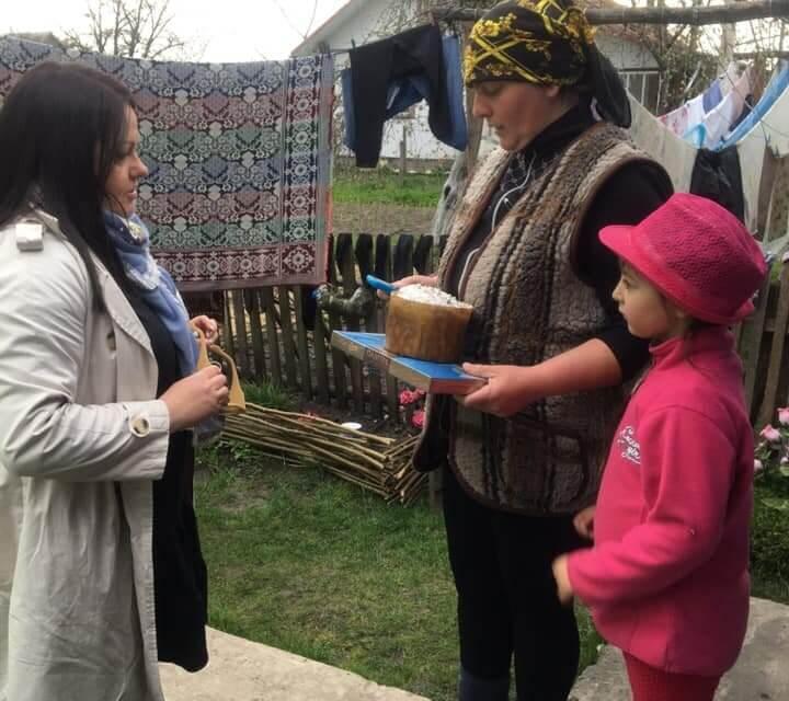 «Батьківщинівці» Червоноградського району відвідали багатодітні родини
