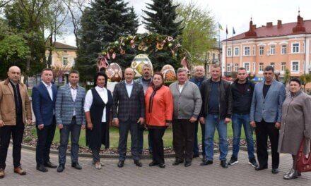 Михайло Цимбалюк зустрівся з громадами Стрийщини і Самбірщини
