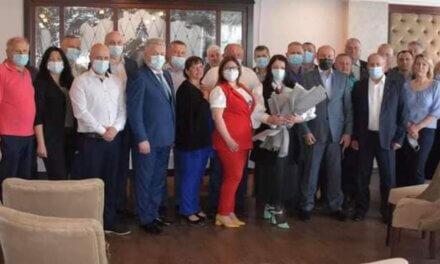 Михайло Цимбалюк провів зустріч у Червоноградському районі