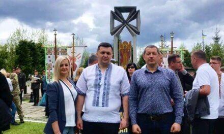 «Батьківщинівці» взяли участь у відзначенні перемоги Січових стрільців на Маківці