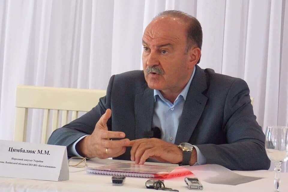 Михайло Цимбалюк про законопроєкти, які стосуються захисту навколишнього середовища