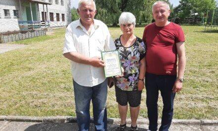 На Дрогобиччині представники «Батьківщини» привітали фермерів зі святом