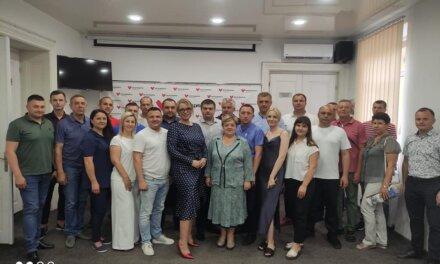 Утворили партосередок «Батьківщини» Львівського району