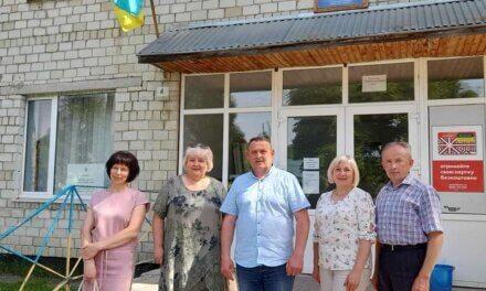 Мирослава Павлик зустрілася із мешканцями Боринської ОТГ