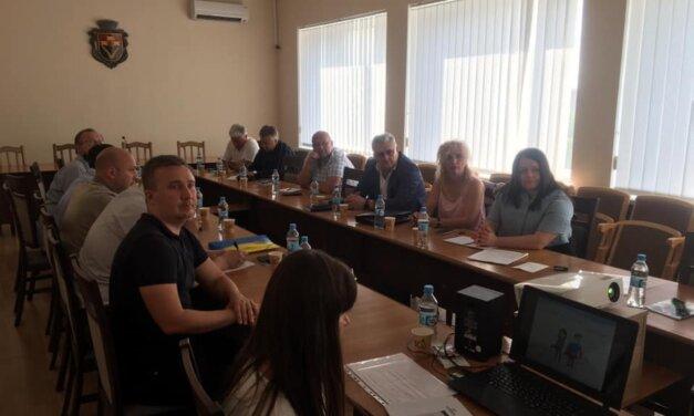 У Червонограді відбувся тренінг для депутатів місцевих рад району