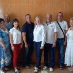 Для депутатів Дрогобиччини пройшов тренінг з політичної освіти