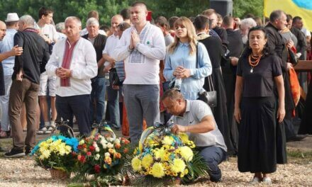 У Дрогобичі «батьківщинівці» вшанували жертв НКВС
