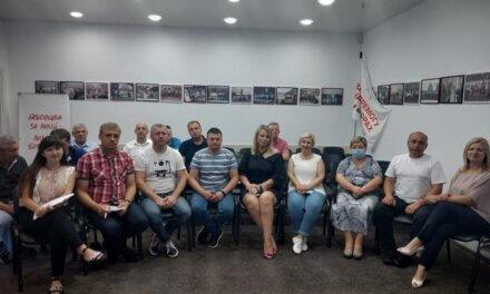 Відбувся тренінг з політичної освіти для депутатів Львівського району