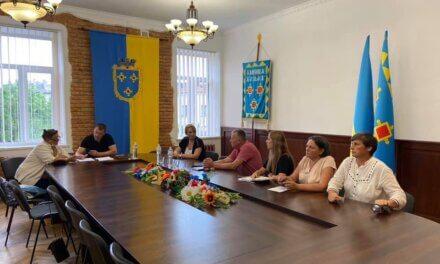 «Батьківщина» проводить прийом виборців у громадах Львівського району