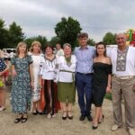 «Батьківщинівці» привітали мешканців Ожидова із Днем села