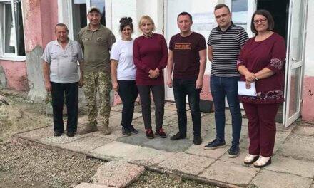 Депутати від «Батьківщини» зустрілися із мешканцями Боринської громади