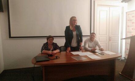 У Львові відбулося засідання бюро районної «Батьківщини»