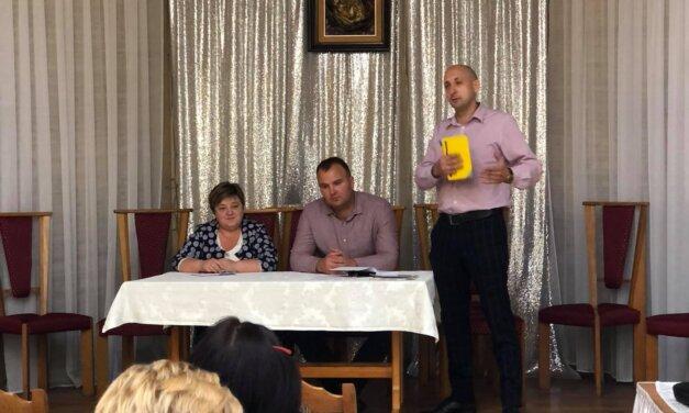У Рава-Руській відбулась зустріч партійного активу «Батьківщини»