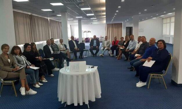 «Батьківщинівці» Львівщини взяли участь в семінарі з розбудови партійних осередків